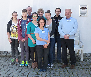 Girls' Day 2014 bei GeBE